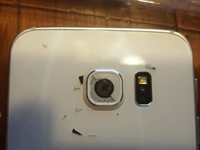 Wymiana szkiełka aparatu w modelach Samsung Galaxy możliwa tylko w PrestigeGSM | Kraków ul Krakowska i DH Jubilat
