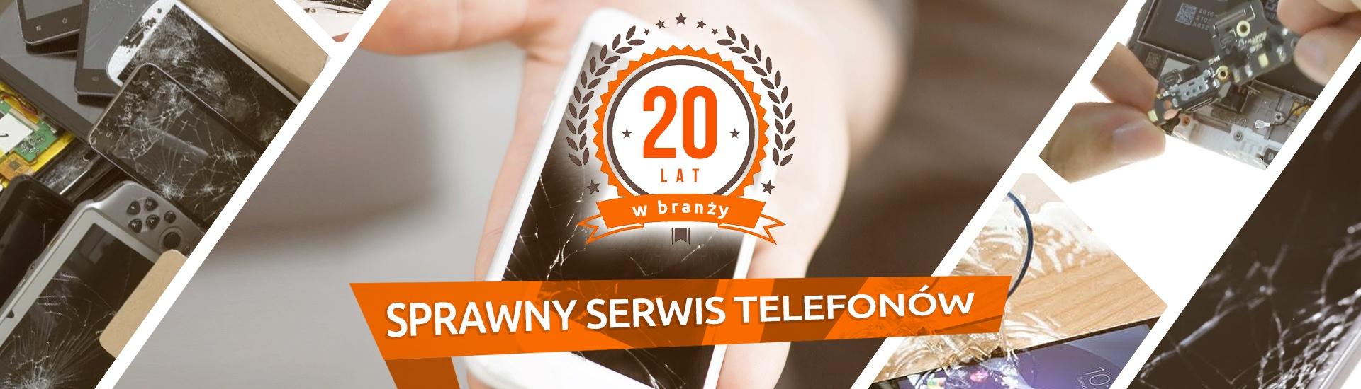 Serwis telefonów w Krakowie od 20 lat. Prestige GSM - naprawa smartfonów