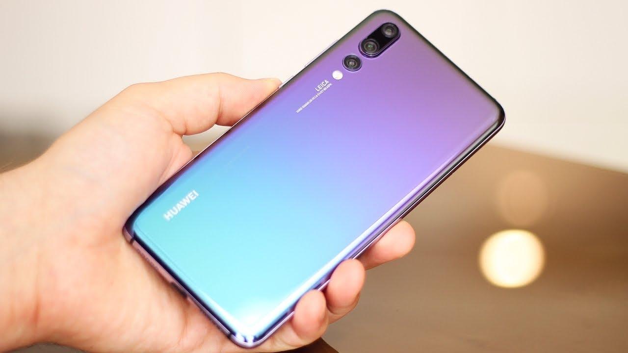 Jeden z najlepszych modeli Huawei : P20 pro